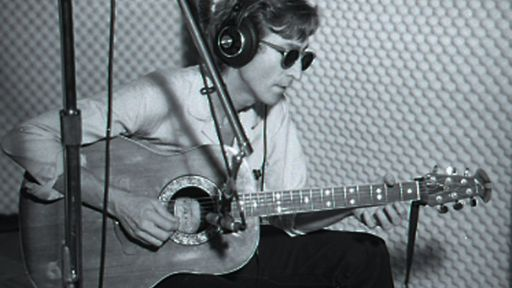 How John Lennon wrote his timeless lyrics