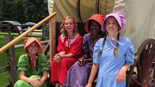 "What's it like to attend ""Laurapalooza,"" the conference for Laura Ingalls Wilder superfans (""bonnetheads"")?"