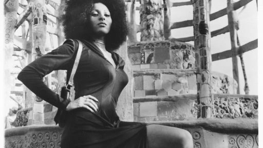 Pam Grier biographical timeline