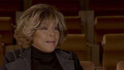 "Diahann Carroll talks race and makeup while filming ""Julia"""