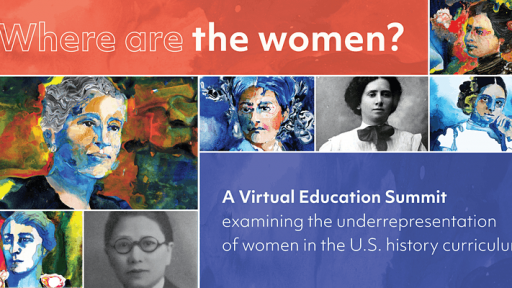 Where are the women in U.S. history classrooms?