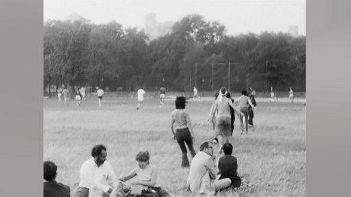 The time Twyla Tharp set up a performance in Central Park