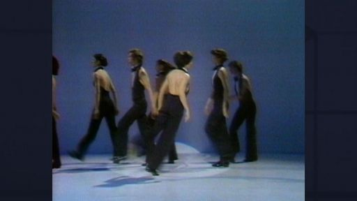 Twyla Tharp's Famous 'Eight Jelly Roll' Dance