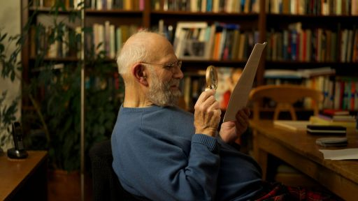 Why did Oliver Sacks love the periodic table so much?