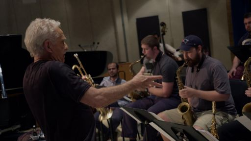 Never Too Late: The Doc Severinsen Story -- Doc Severinsen's advice for music students