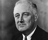 "President Roosevelt was the subject of ""I'd Rather Be Right"""