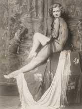 Ziegfeld girl Drucilla Strain