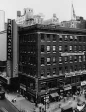 The Earl Carroll Theater