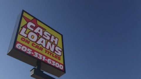 Battling the Payday Loan Industry in South Dakota