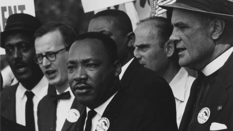 Martin Luther King III Reflects On His Father's Legacy