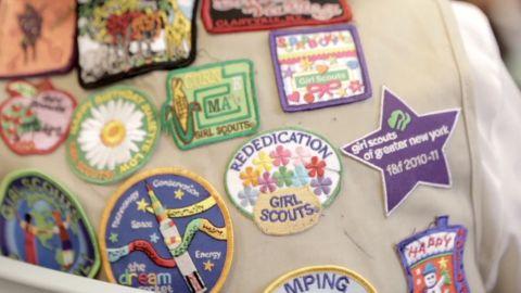 Girl Scouts Help Inner-City Sisterhood