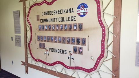 The Role of Tribal College in Lifting Native People from Poverty