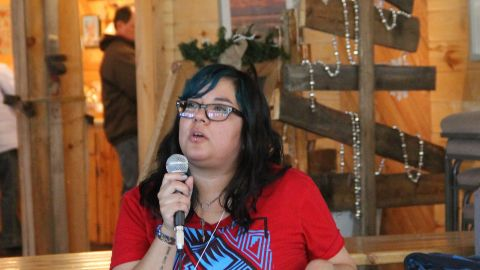 Fighting Poverty in Native Communities Through Traditional Food