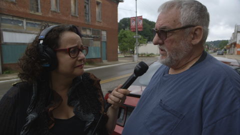BUSTED: Go-Behind the-Scenes with WNYC's On the Media in Ohio (Watch)