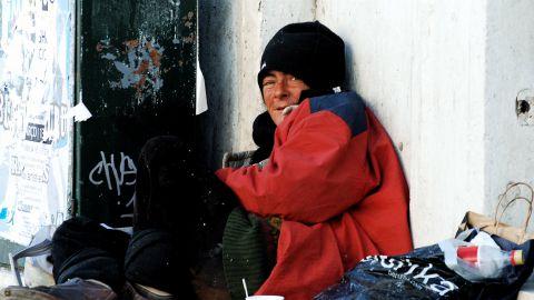 Homeless on Long Island