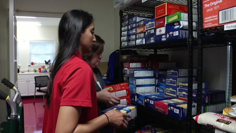 Lawmakers Hear About Impact of Food Insecurity on College Campuses