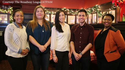 The Broadway League's Mentorship Program