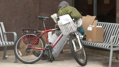 Problems persist despite declining homeless rate