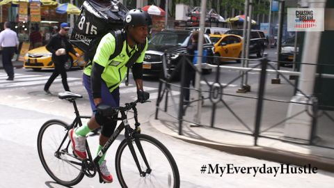 My Everyday Hustle: The Courier