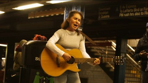 My Everyday Hustle: The Subway Performer