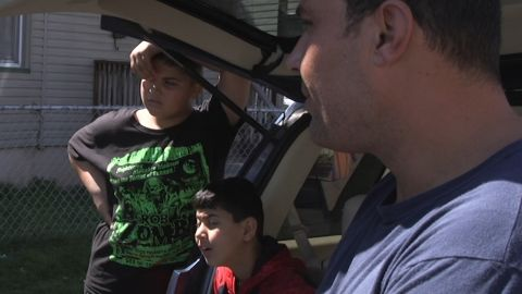 Fleeing Syria, Rebuilding in America
