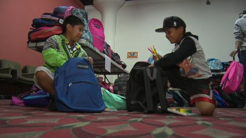 Backpack Giveaway Provides Financial Relief For Families