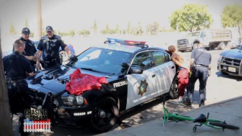 Gang Violence in Fresno