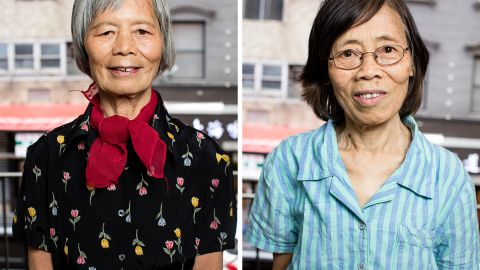 We Built New York: Bonny Ng Mui Leung & Cindy Sai Leung