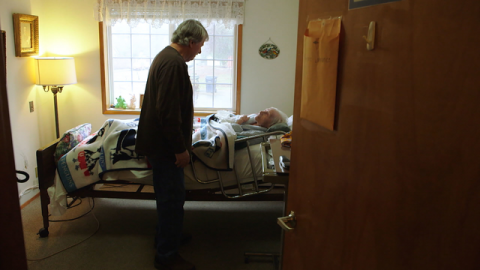 In Oregon, adult foster care offers support for the elderly