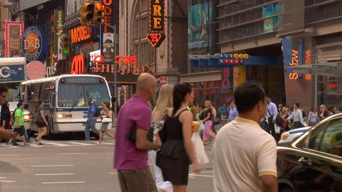 The New 42nd Street: transforming Time Square for artists and families