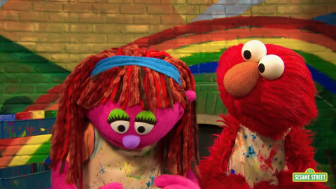 Why Sesame Street connected food insecurity to family homelessness