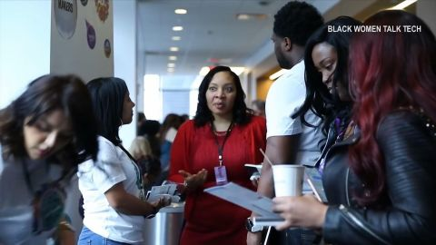 """Black Women Talk Tech"" supports growing Black, female entrepreneurship"