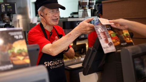 What's behind McDonald's effort to bring on more older workers?