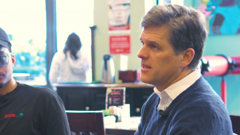 CEO of the Special Olympics Tim Shriver on American Education