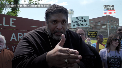 Rev. Barber on Misinformation and Seeking Justice During COVID-19