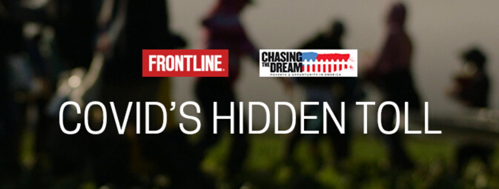 COVID's Hidden Toll | A FRONTLINE Film