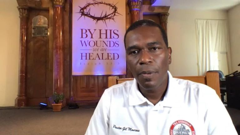 Anti-Gun Violence Activist Pastor Monrose Offers Community-based Solutions to Gun Violence