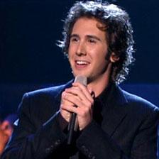 Josh Groban in Concert ~ Singing Sensation