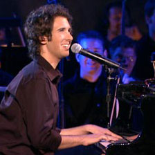 Josh Groban in Concert ~ Josh Answers Your Questions