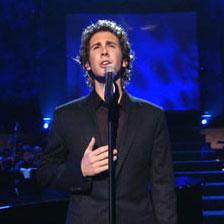 Josh Groban in Concert ~ Introduction