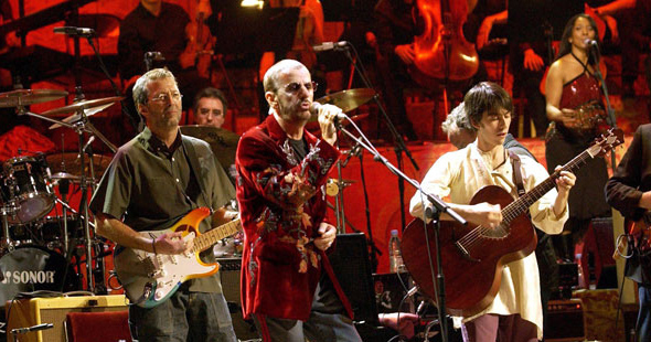 Concert For George Your Tributes To George Great Performances Pbs