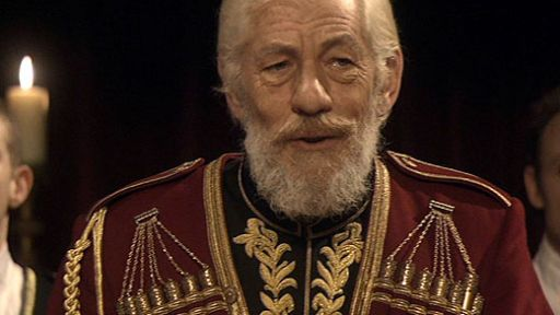 King Lear Print and Film