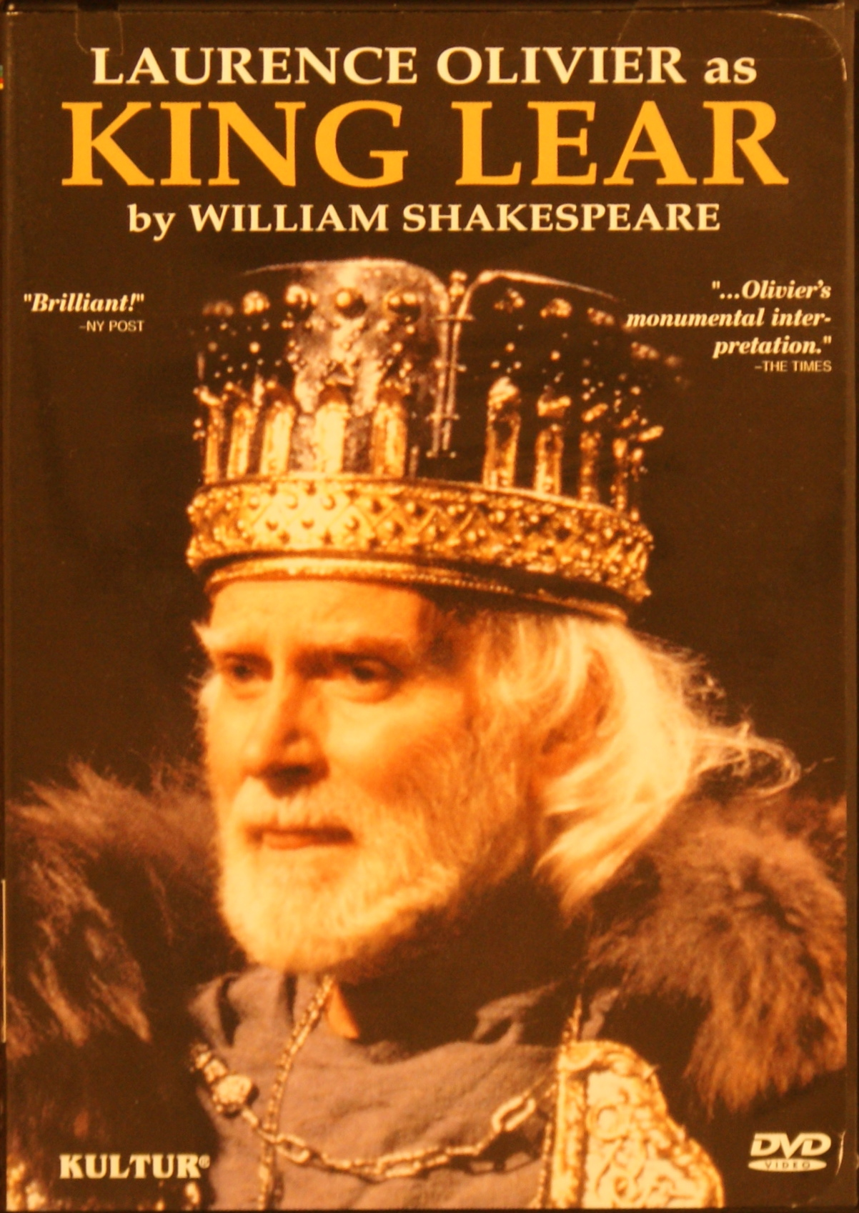 the use of image collections in shakespeares king lear