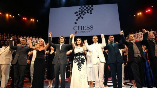 Preview of Chess in Concert