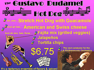 Dudamel Hot Dogs