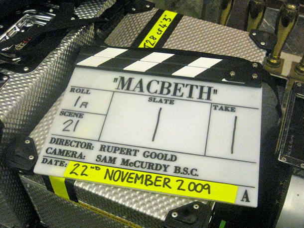 Macbeth Clapboard
