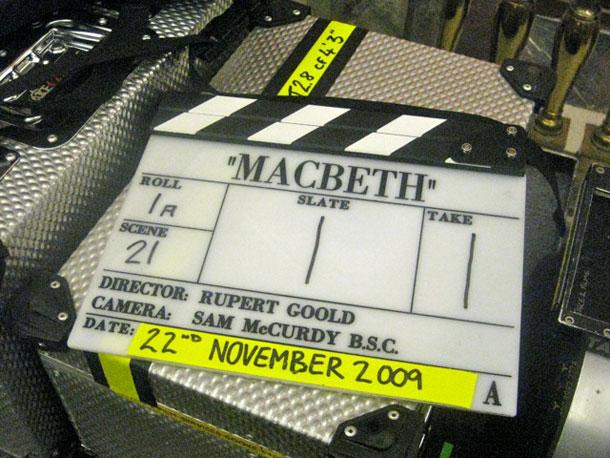 Macbeth Clapboard