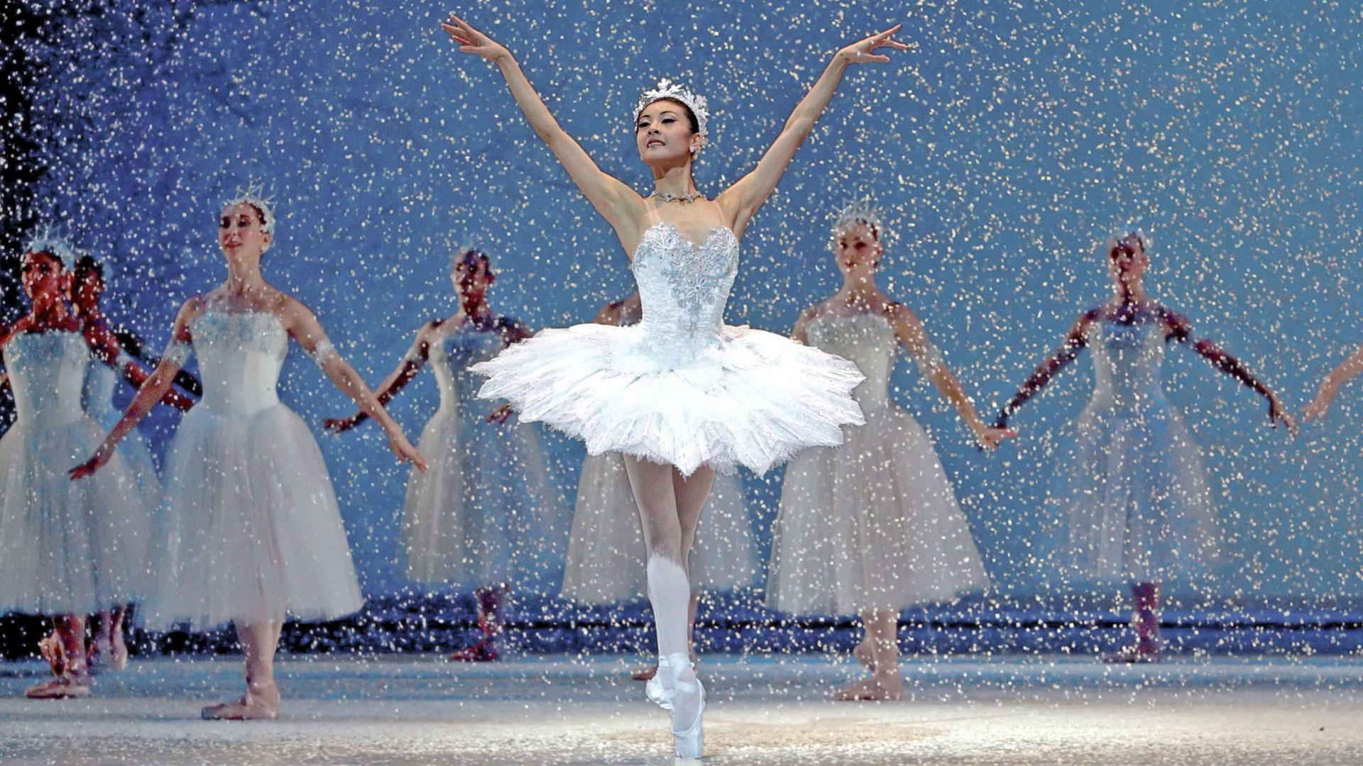 dance in america san francisco ballet u0027s nutcracker introduction