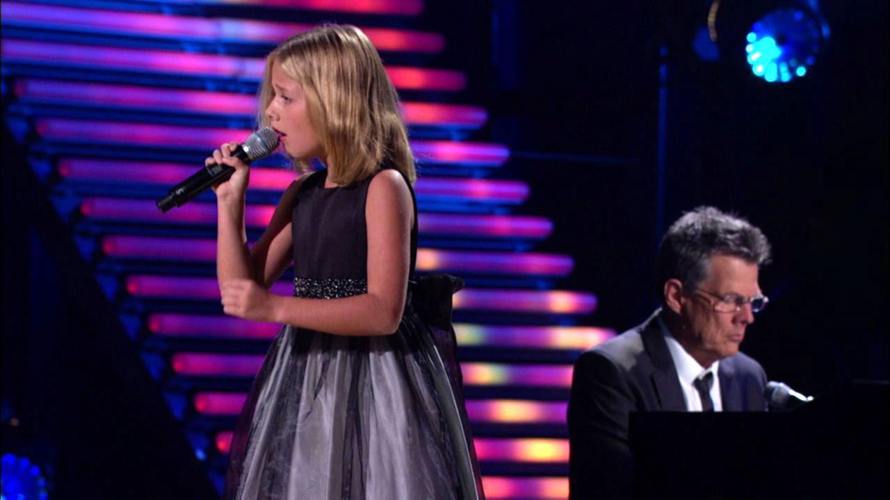 Hitmans Returns David Foster Friends Jackie Evancho Performs O Mio Babbino Caro Great Performances Pbs