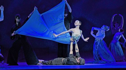 The Little Mermaid from San Francisco Ballet